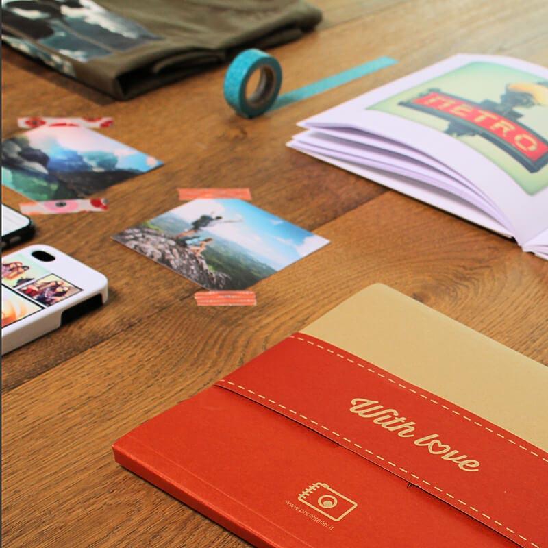 Instagram Valorizza le tue foto di Instagram con una gamma di prodotti personalizzati ad hoc